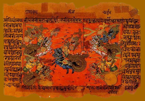 Post image for Spaceflight in Mahabharata?