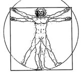 Post image for Vitruvian Man by Leonardo da Vinci