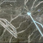 Mysterious Nazca-like Site near Dunhuang in China