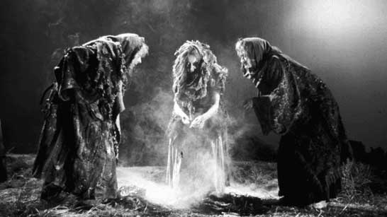 shakespeare and witchcraft world mysteries blog the weird sisters themselves serve to represent the darkness and evil in macbeth lady macbeth and in the larger context of the play itself