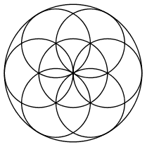 Seed of Life Pattern