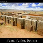 Ancient Ruins of Tiwanacu and PumaPunku