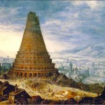 The Tower of Babel and The Confusion of Tongues