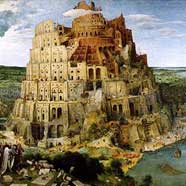 Post image for The Tower of Babel and The Confusion of Tongues