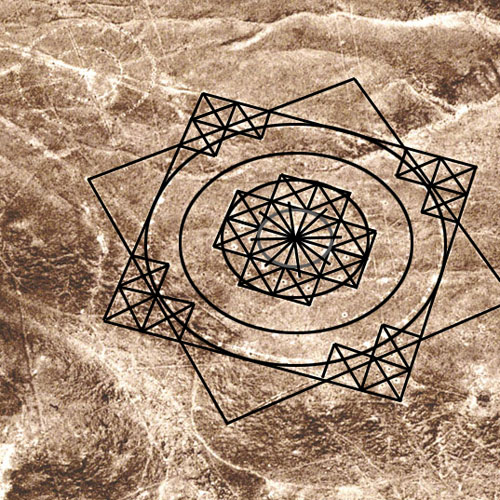 Post image for Nazca Lines – Enigma of the Sun-Star and Cross (Mandala)
