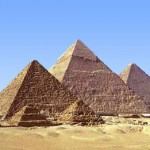 How did Egyptians build the Great Pyramid?