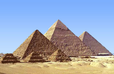 Post image for How did Egyptians build the Great Pyramid?