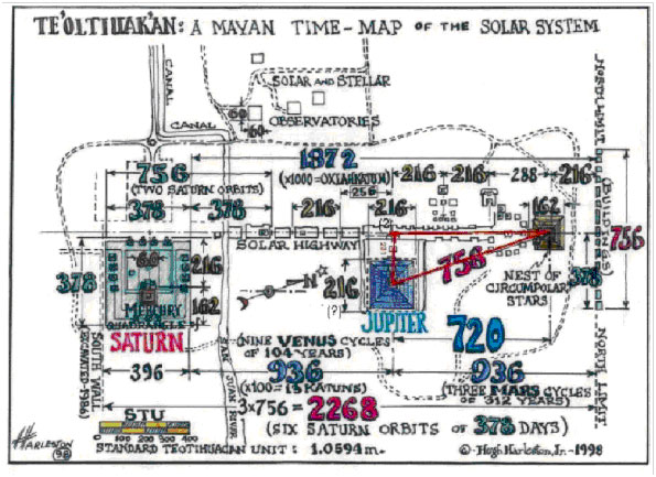 Teotihuacan World Map.Teotihuacan City Of God Or Gods World Mysteries Blog