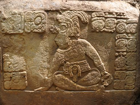 Post image for Maya Archaeologists Unearth New 2012 Monument