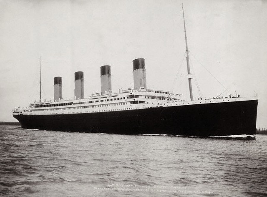 "Insane Coincidences – The ""Titanic"" Disaster Story 27"