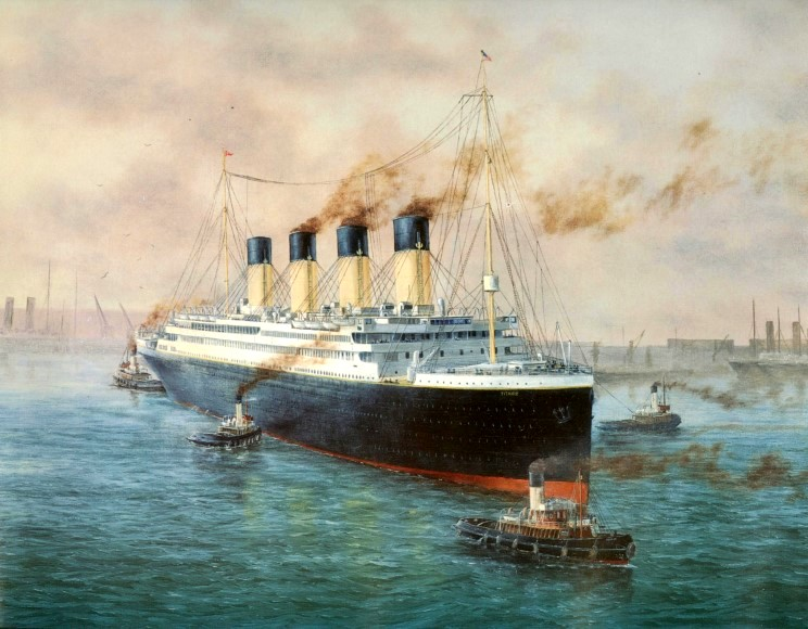 "Insane Coincidences – The ""Titanic"" Disaster Story 29"