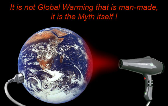Post image for Man-Made Global Warming?