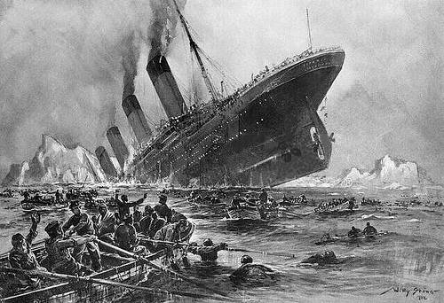 "Insane Coincidences – The ""Titanic"" Disaster Story 31"