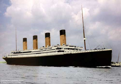"Insane Coincidences – The ""Titanic"" Disaster Story 28"