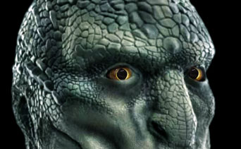 Post image for LIZARD PEOPLE – An Invasive Mind Scan by Reptilians