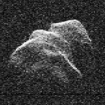 12.12.12 – A close encounter with an asteroid