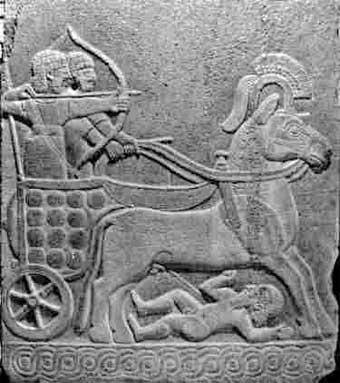 Hettites_chariot