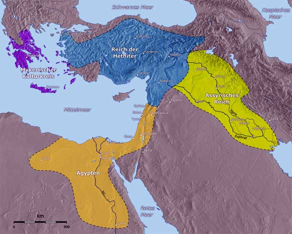 Hittites_Empire1