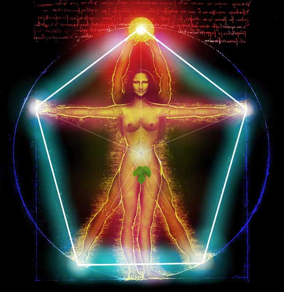 Vitruvian-woman-man-L