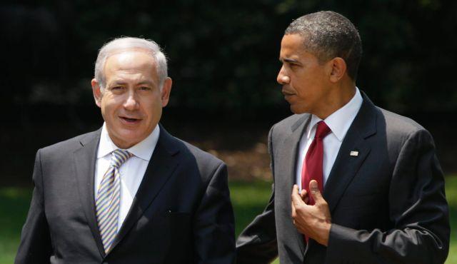 Obama_Natanyahu