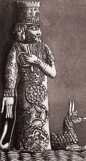 The Maya Mistook Hamurabi As Being Marduk World
