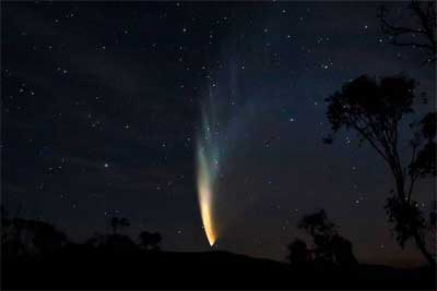 Is the Bible predicting our future? Comet_ISON1
