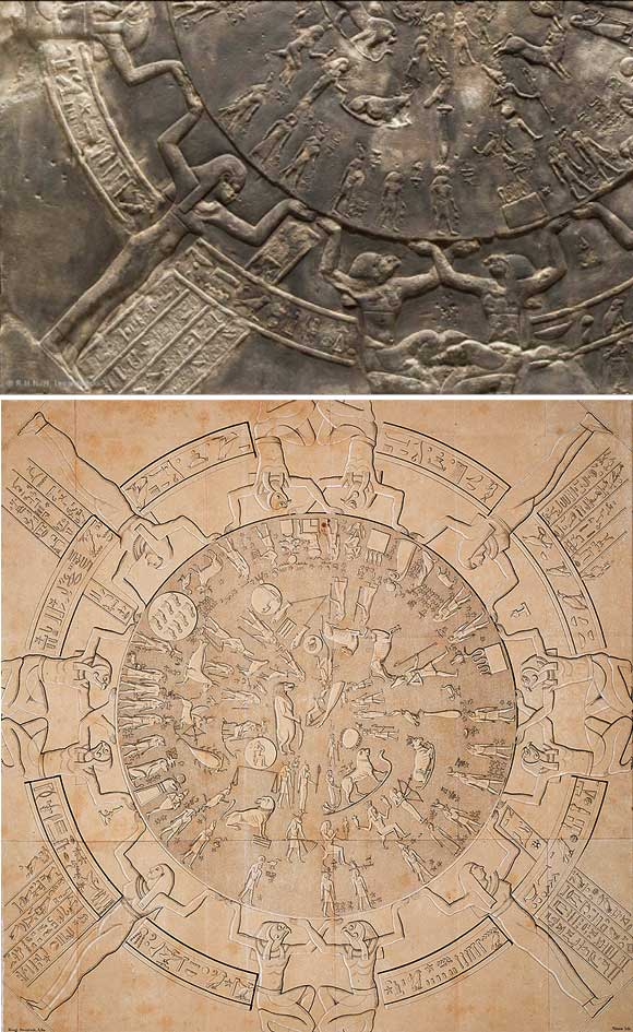 Dendera_zodiac_graphic