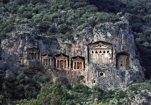 Tombs_Caria