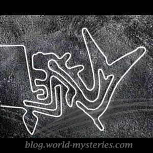 Post image for Puzzling Feature of Nazca Glyphs