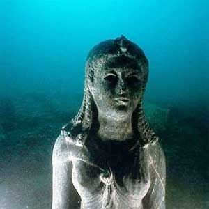 Post image for Thonis-Heracleion – Legendary Sunken City Discovered