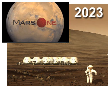Post image for Would you Sign up for One-way trip to Mars?