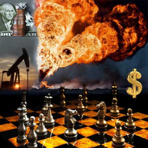 Post image for Oil Chess Game