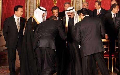 ObamaSaudiArabianVisit