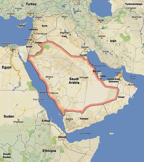 SaudiArabia_Location