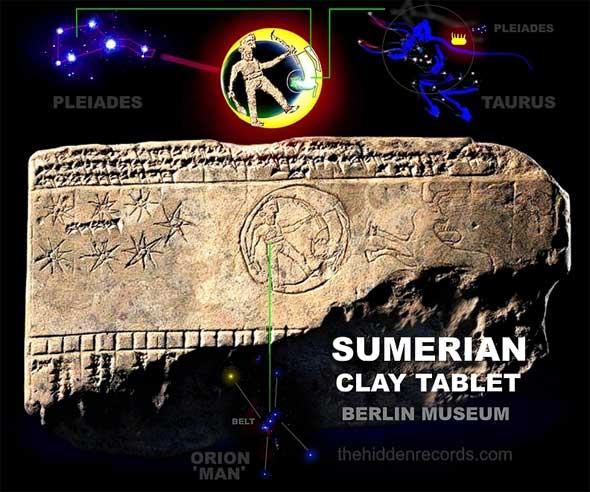 Sumerian_Pleiades