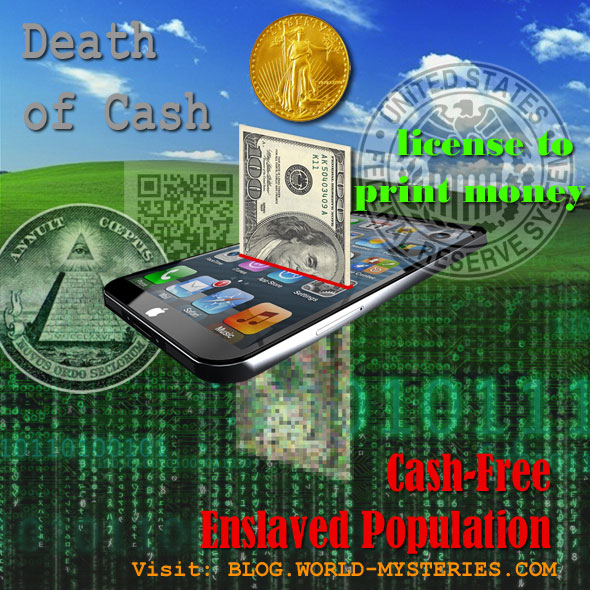 Post image for Cash-Free Enslaved Population
