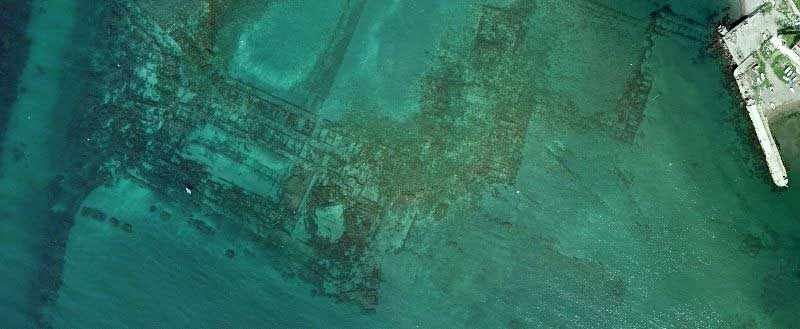 Ancient Cities and Megalithic Sites Underwater  Baiae