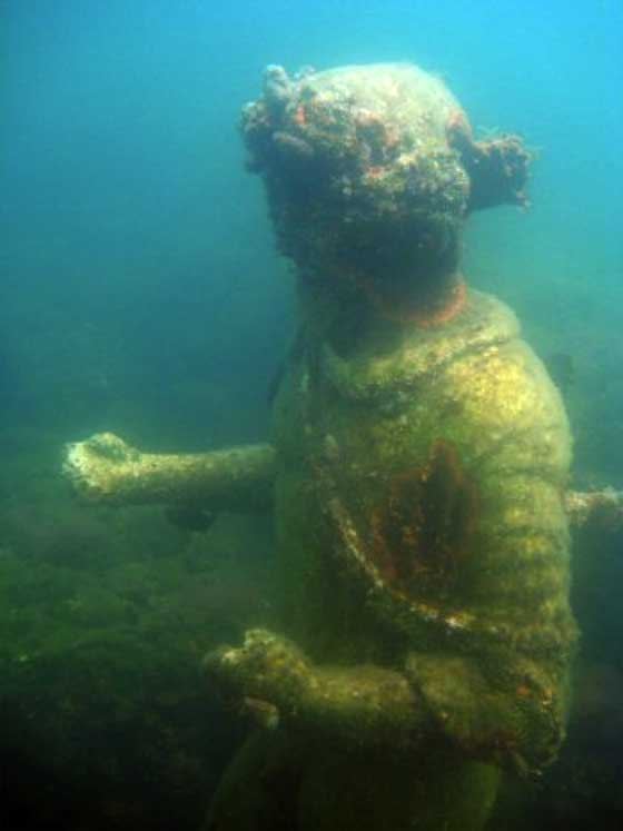 Ancient Cities and Megalithic Sites Underwater  Baiae2