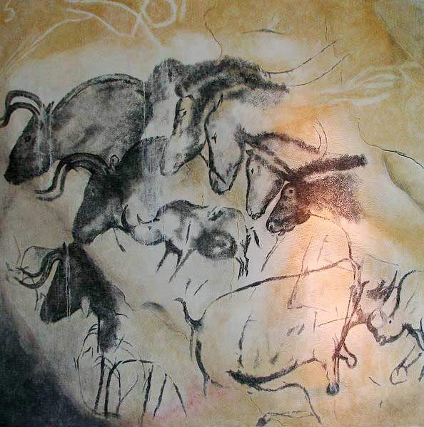Post image for Prehistoric Cave Paintings