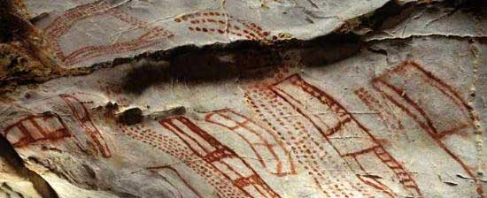 Prehistoric Cave Paintings discovered in Europe