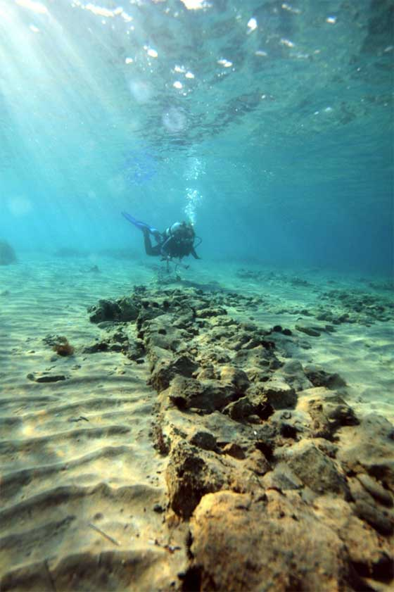 Ancient Cities and Megalithic Sites Underwater  Pavlopetri2