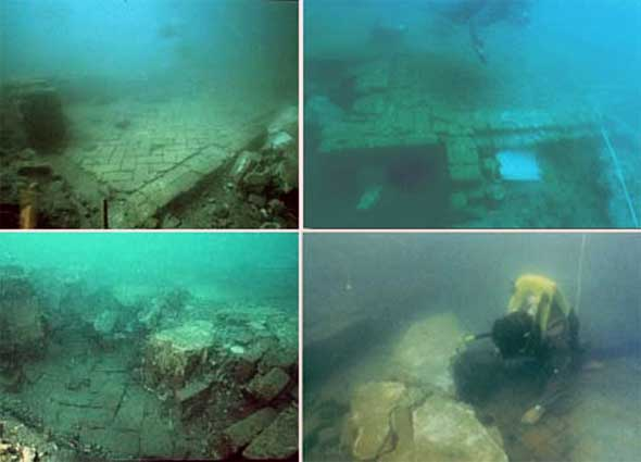 Ancient Cities and Megalithic Sites Underwater  PortRoyal