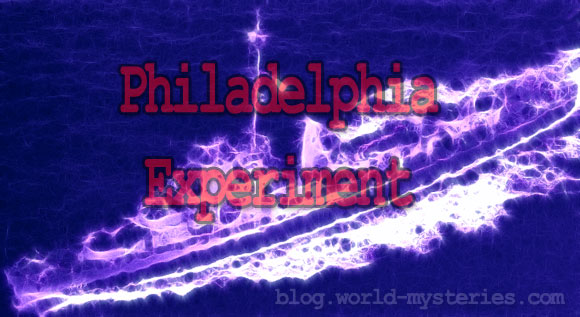 Post image for Fantastic Philadelphia Experiment