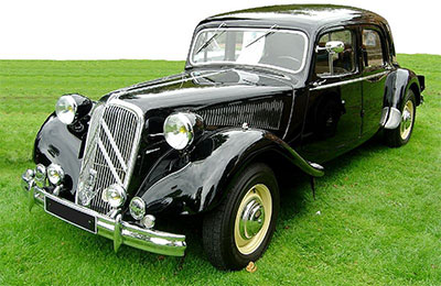 CitroenTractionAvant