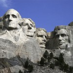 Colossal Sculptures – Mount Rushmore