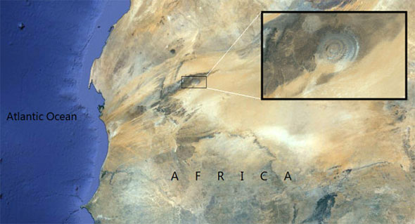 Richat_Africa