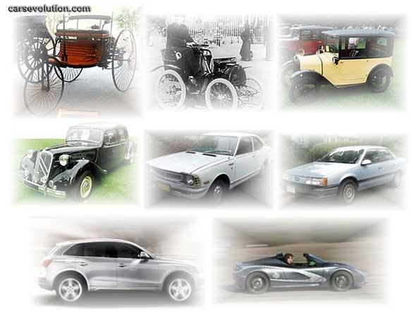 carsevolution