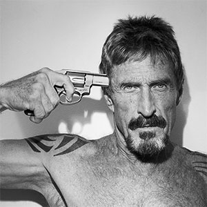 Post image for Intriguing Story of John McAfee