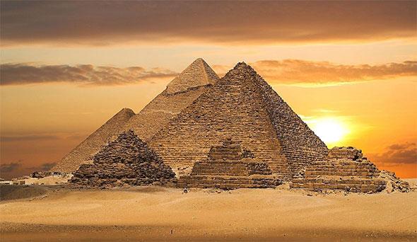 GizaPyramids