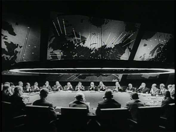 Strangelove_The_War_Room
